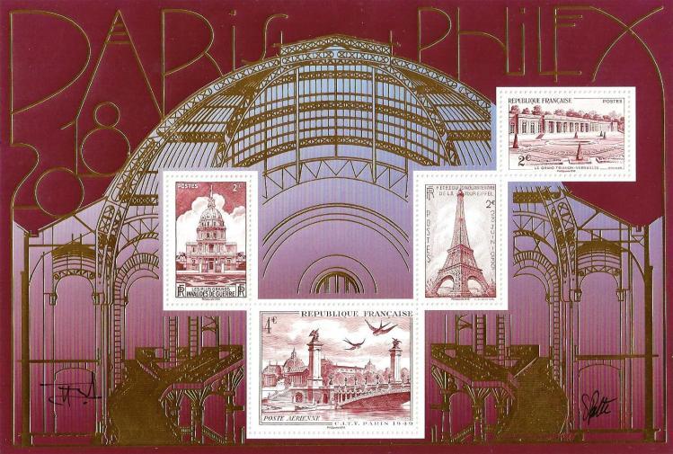 23 bf5222 07 06 2018 le bloc dore du salon paris philex 2018