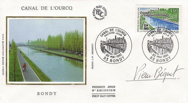 230 2764 30 05 1992 canal de l ourcq