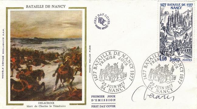 232 1943 25 06 1977 bataille de nancy