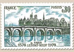 237 1997 27 05 1978 le pont neuf