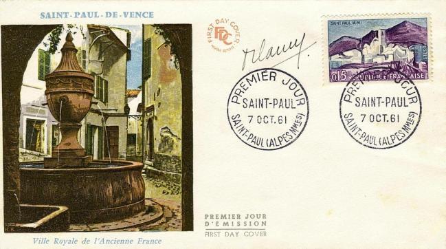 24 1311 07 10 1961 saint paul de vence