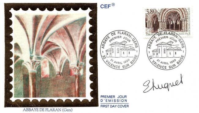 24 2659 21 04 1990 abbaye de flaran gers