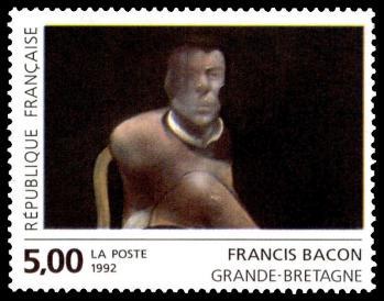 24 2779 20 11 1992 francis bacon etude pour le portrait de jhon edwards