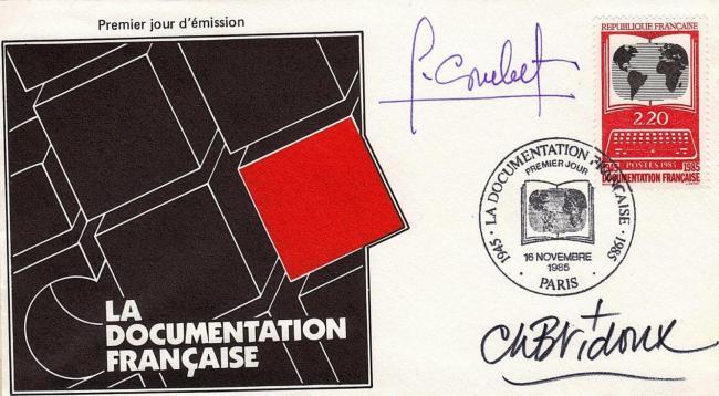 245 2391 16 11 1985 documentation francaise