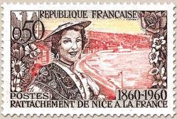25 1247 24 03 1960 rattachement savoie et nice 1