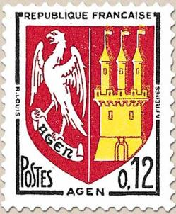 26 1353a 1964 blason d agen