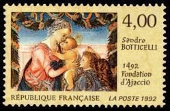 26 2754 30 04 1992 sandro botticelli 1492 fondation ajaccio