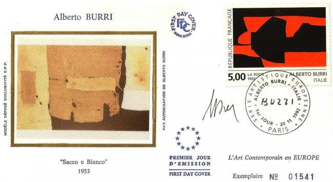 26 2780 20 11 1992 alberto burri italie