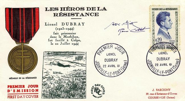 27 1289 22 04 1961 lionel dubray