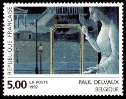 27 2781 20 11 1992 delvaux belgique le rendez vous d ephese