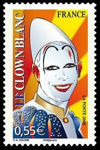 27 4220 15 06 2008 clown blanc
