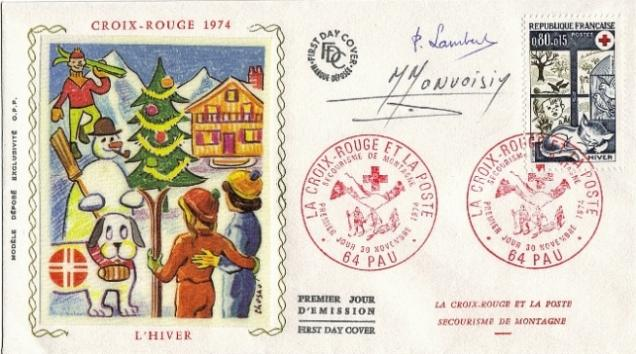 28 1829 30 11 1974 croix rouge hiver