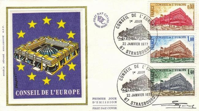 29 53 54 55 22 01 1977 conseil de l europe 1