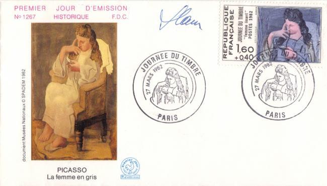 30 2205 27 03 1982 journee du timbre