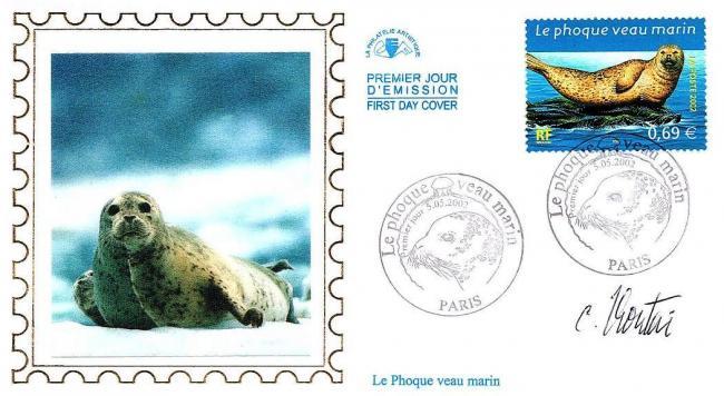 30 3488 05 05 2002 le phoque veau marin