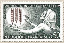 32 21 03 1379 1963 campagne contre la faim