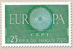 33 1266 17 09 1960 europa