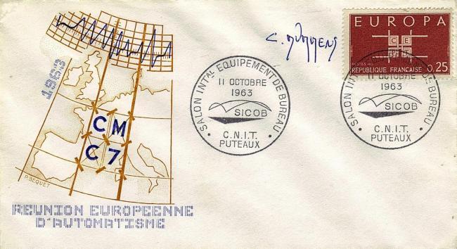 33 1396 11 10 1963 europa 1