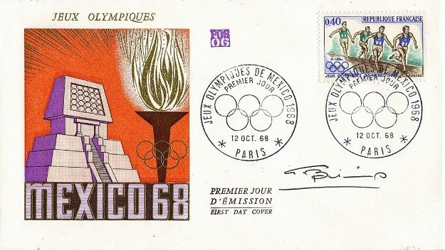 34 1573 12 09 1968 jeux olympique mexico 1