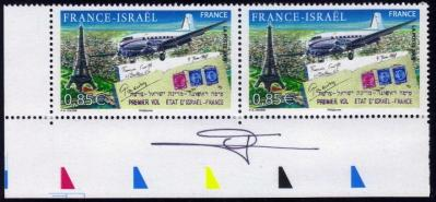 34 4299 06 11 2008 premier vol israel france