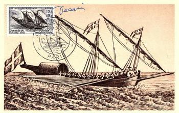 35 1093 16 03 1957 service maritime postal