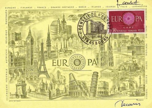 39 1267 17 09 1960 europa 2