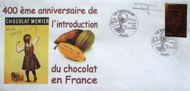 39 4363 23 05 2009 le chocolat 400eme anniversaire