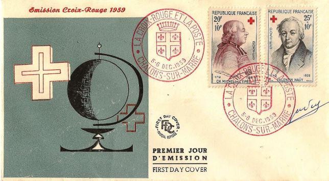 39a 1226 1227 05 12 1959 croix rouge