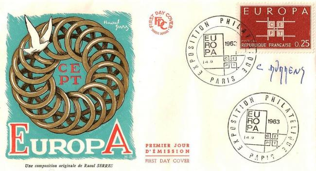 41 1396 11 10 1963 europa 1