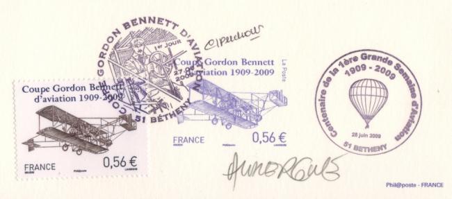 41 4376 27 06 2009 coupe gordon bennett