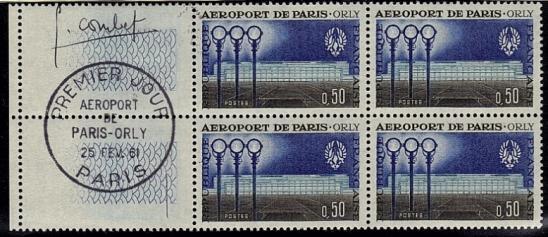 43 1283 25 02 1961 aeroport paris orly 1