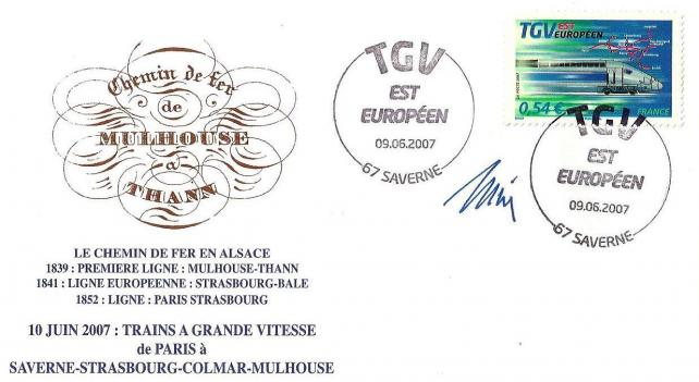 43 4061 09 06 2007 tgv est europeen