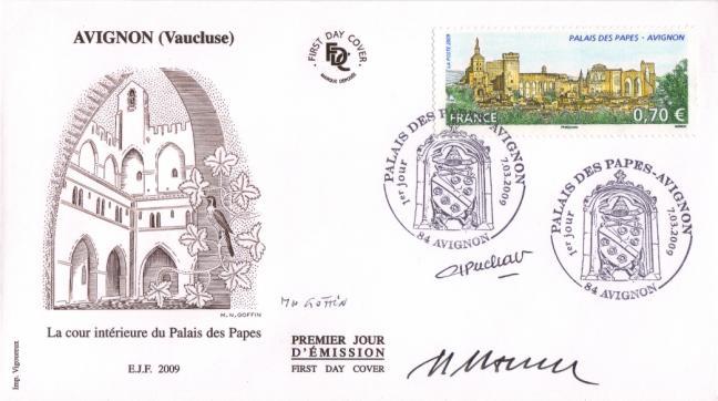 44 4348 07 03 2009 palais des papes