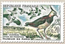 45 1273 17 12 1960 vanneaux