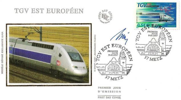 45 4061 09 06 2007 tgv est europeen