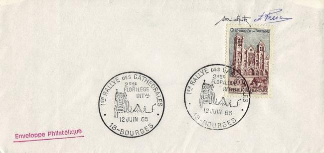 46 1453 1965 cathedrale de bourges