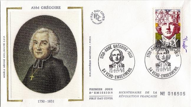 46 2668 13 10 1990 abbe gregoire
