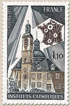 48 1933 14 05 1977 instituts catholiques