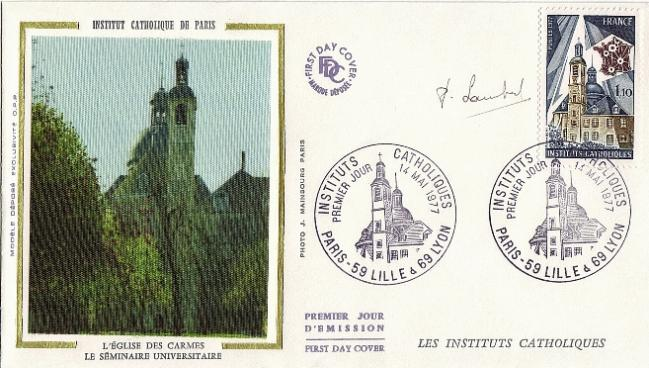 49 1933 14 05 1977 instituts catholiques