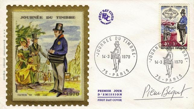 50 1632 14 03 1970 journee du timbre