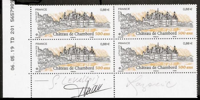 50 31 05 2019 chateau de chambord 500 ans 6