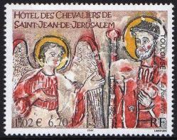 50 3385 21 04 2001 chevaliers jerusalem