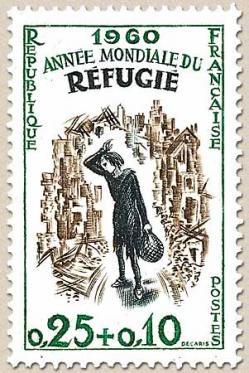 52 1253 07 04 1960 annee mondiale refugie