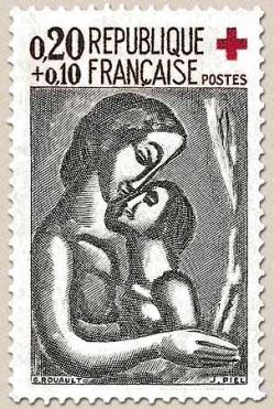 53 1323 02 12 1961 croix rouge