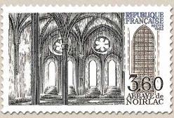 53 2255 02 07 1983 abbaye de noirlac