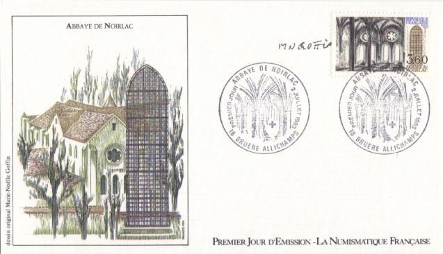 54 2255 02 07 1983 abbaye de noirlac