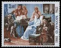 59 1272 04 05 1981 225 anniversaire de la naissance de wolfgang amadeus mozart mozart dirigeant le requiem