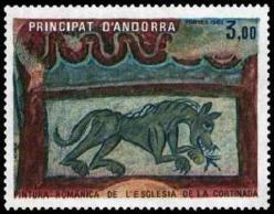 59 305 04 09 1982 peinture romane de l eglise de la cortinada1