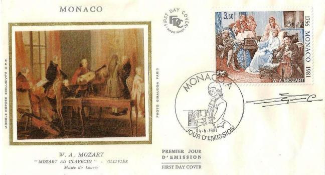 60 1272 04 05 1981 225 anniversaire de la naissance de wolfgang amadeus mozart mozart dirigeant le requiem