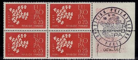 62 1309 16 09 1961 europa 1
